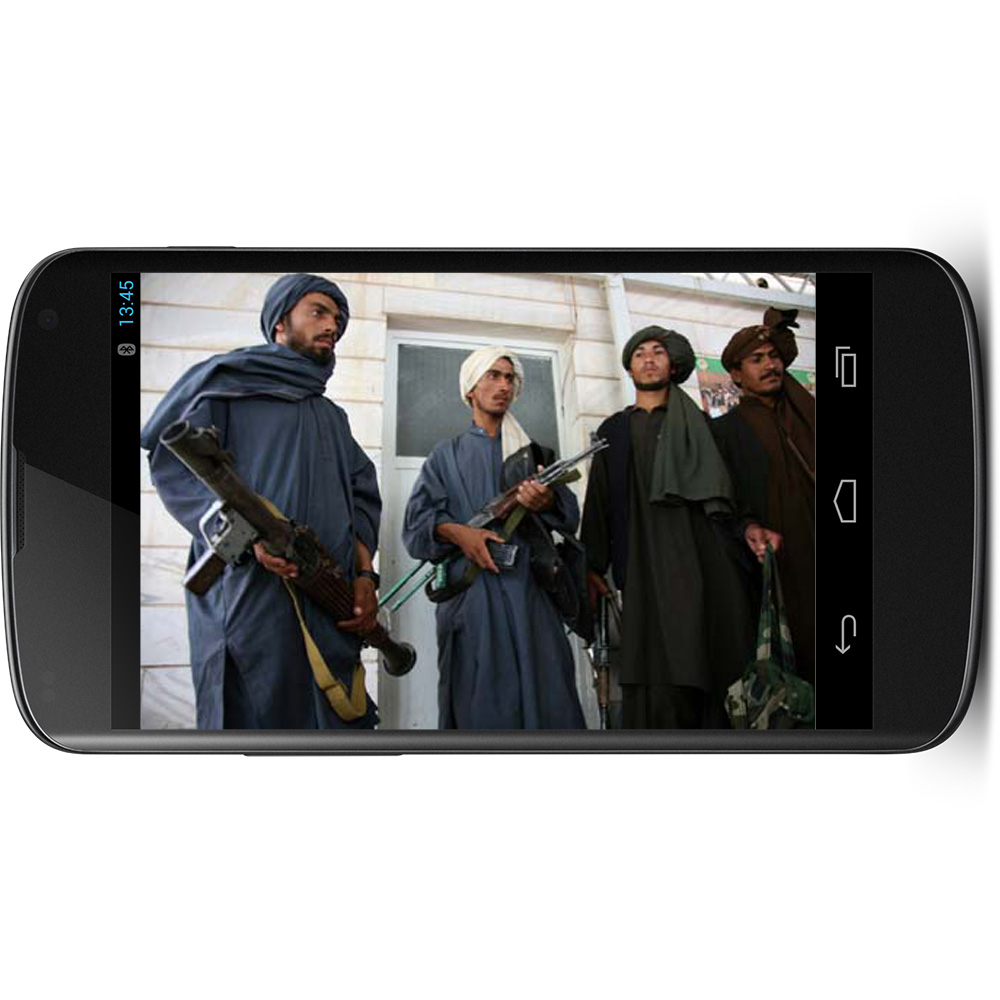 Oops! Google lets Taliban propaganda app on Play Store