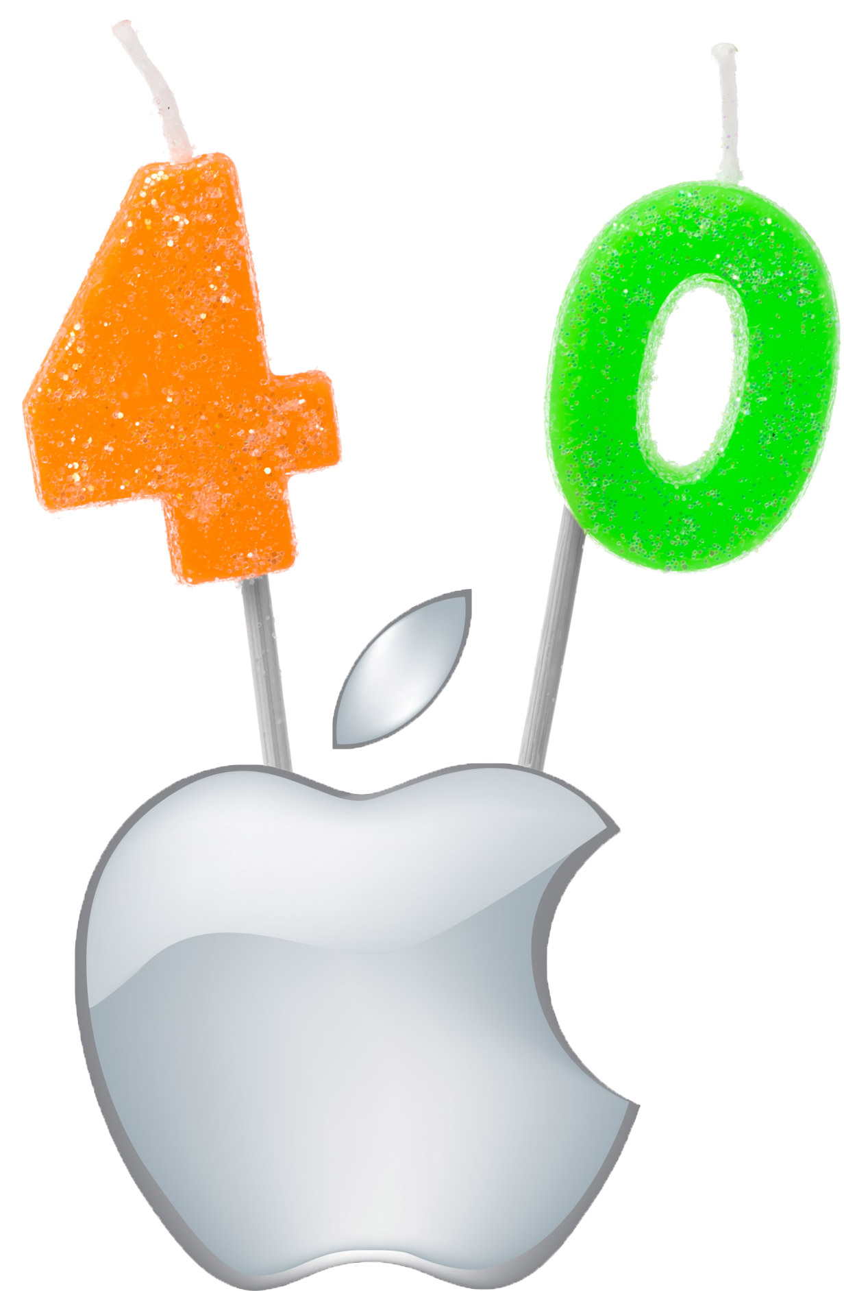 Apple's 40th Birthday