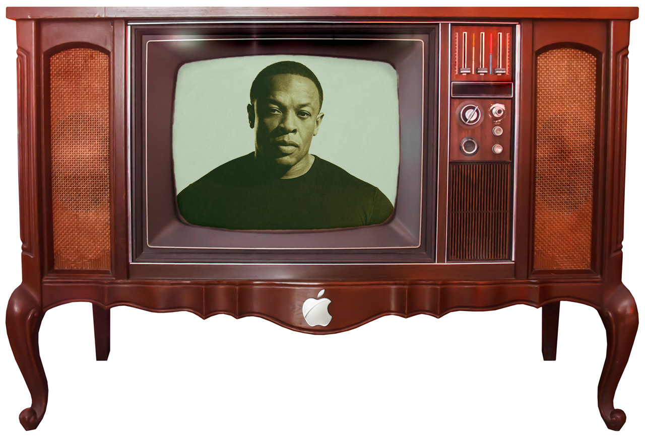 Apple TV with Dr. Dre