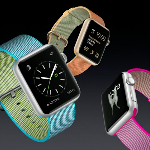 Apple's new Woven Nylon Apple Watch bands