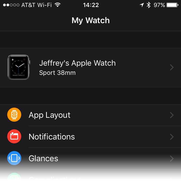 watchOS 2.2 lets you pair multiple Apple Watches with your iPhone