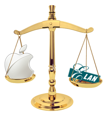 Apple pays $5 million to settle Elan patent infringement lawsuit