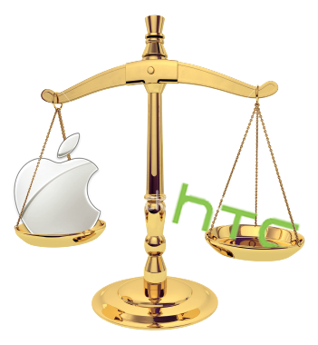 HTC working around Apple patents to sidestep injunction