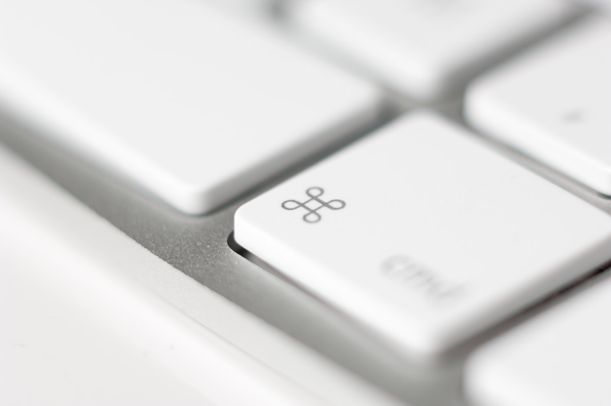 Apple Command Key