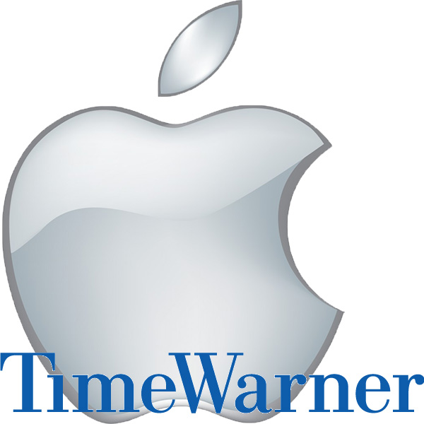 Apple considers Time Warner purchase