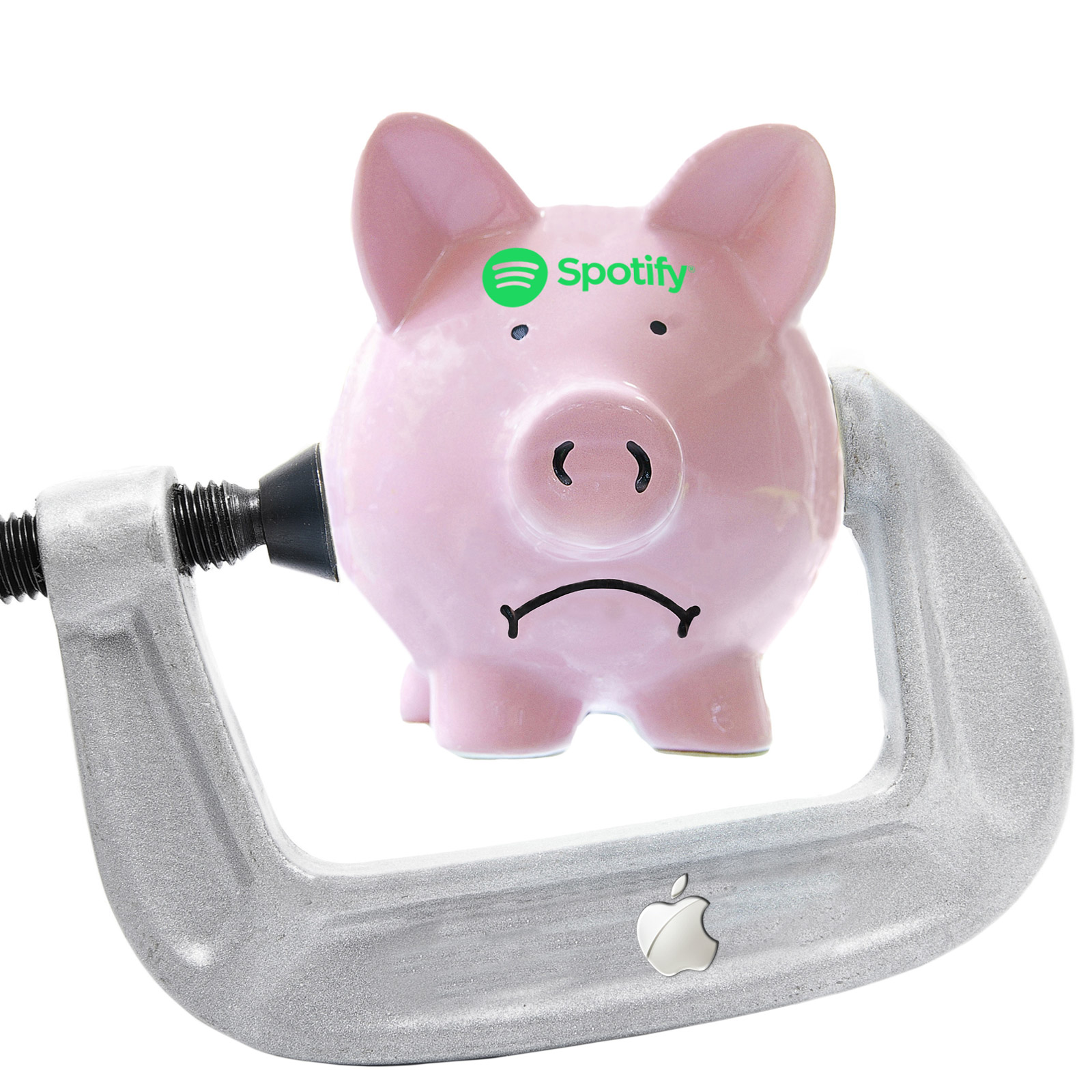 Spotify in the Apple Vise