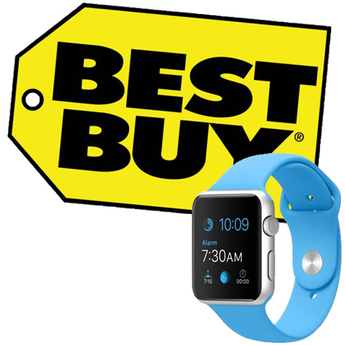 Best Buy's Apple Watch sales are a big success