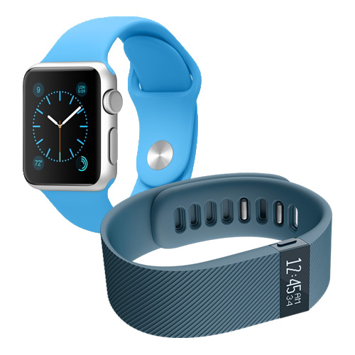 Apple is already the second largest wearables maker behind Fitbit