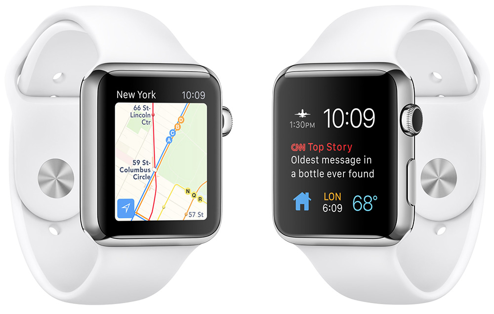 watchOS 2-native Apple Watch apps hit 1,300 in one month
