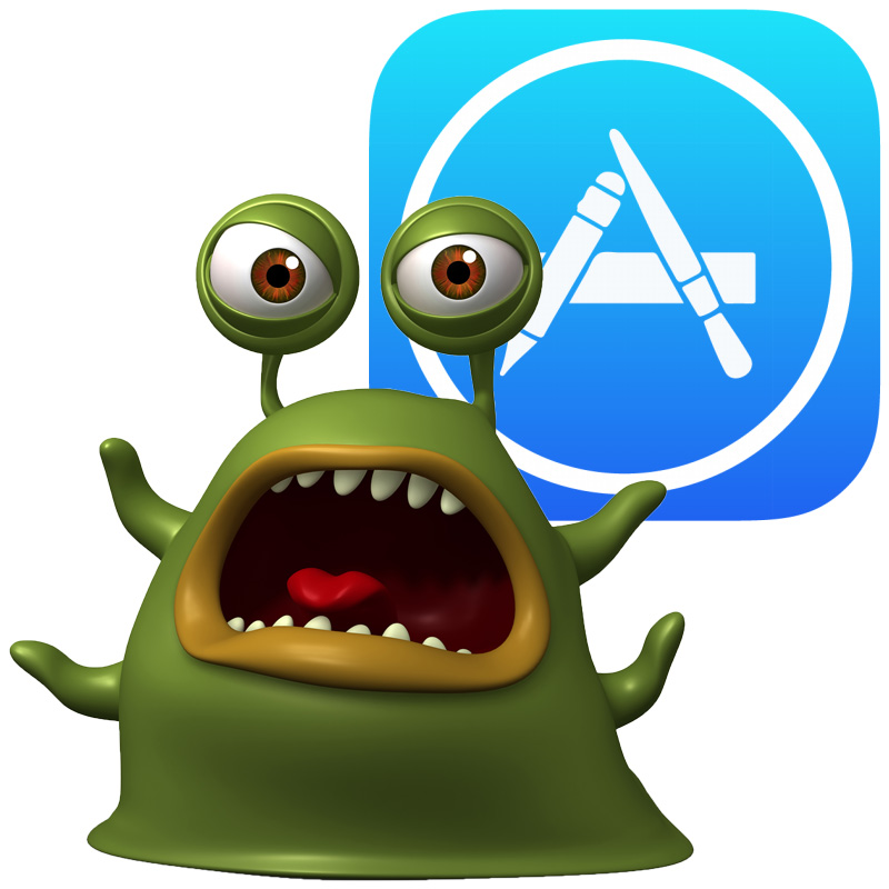 Uh oh! More malware found on the App Store!