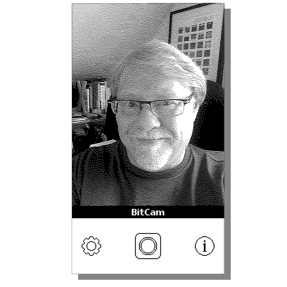 Turn Your iPhone into an 8-bit Camera with BitCam