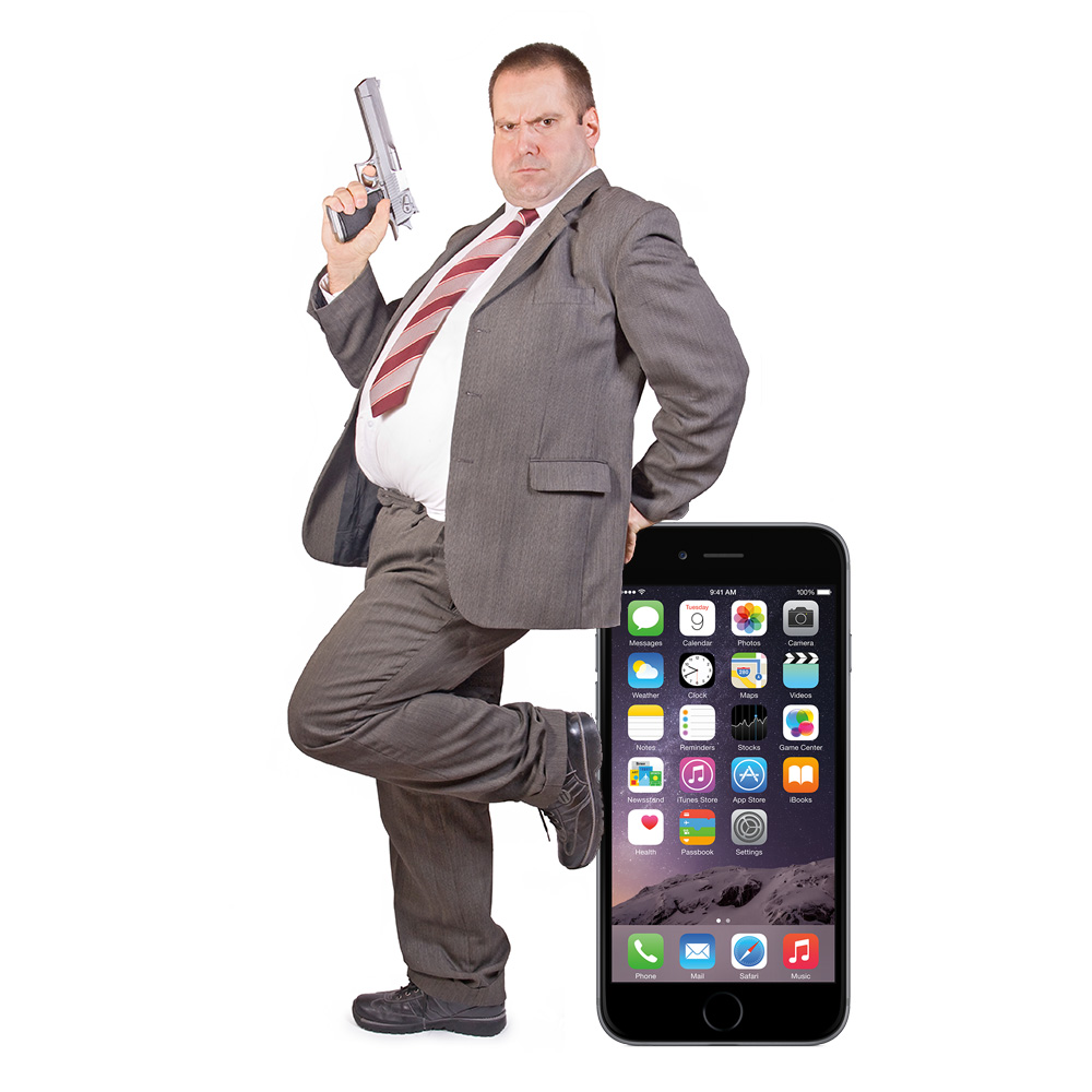 The FBI's no-leads iPhone