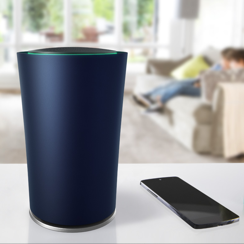 Google's OnHub handles your Wi-Fi network and smart home