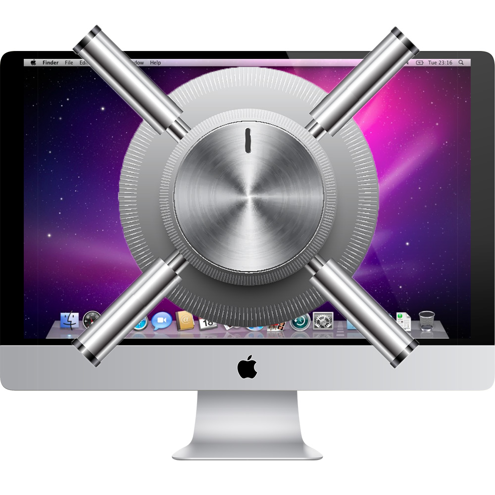 Five ways to help secure your Mac's data