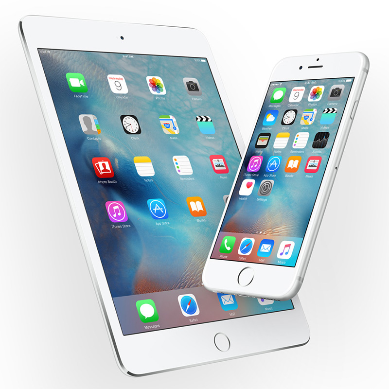 Apple releases iOS 9 for the iPhone, iPad, and iPod touch