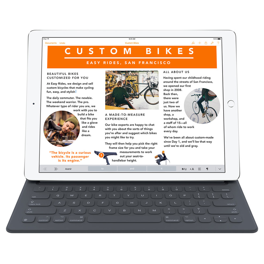 Apple fixes iPad Pro random wake issues with Smart Keyboard update