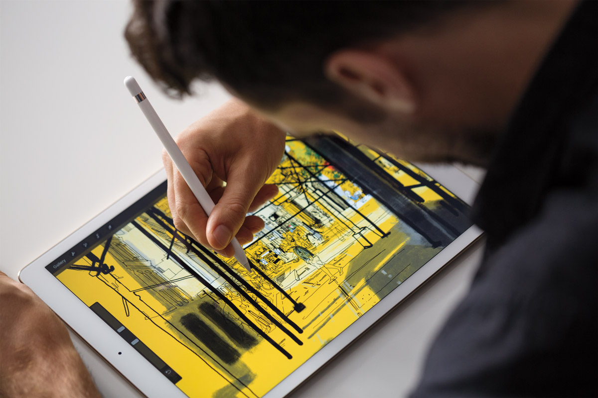 Apple's iPad Pro may ship at the beginning of November