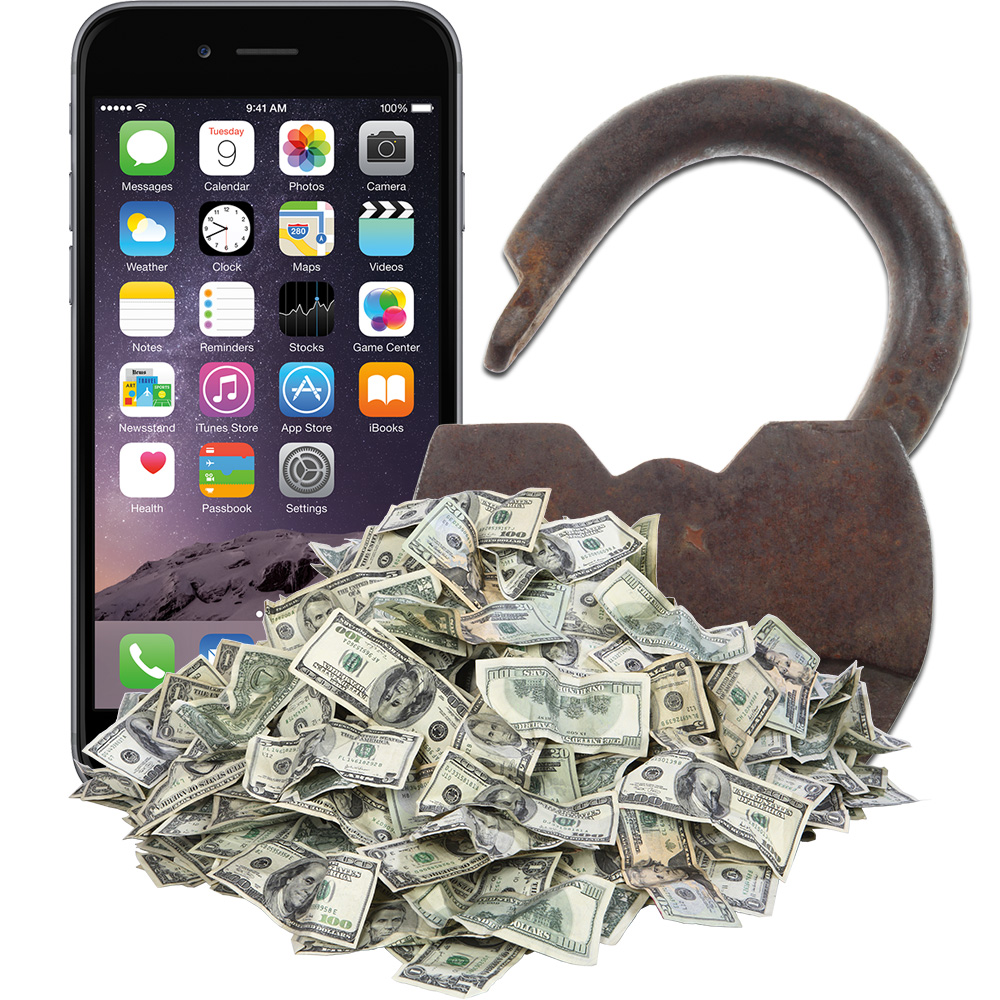 Suncorp is the big winner in the iPhone unlocking fight