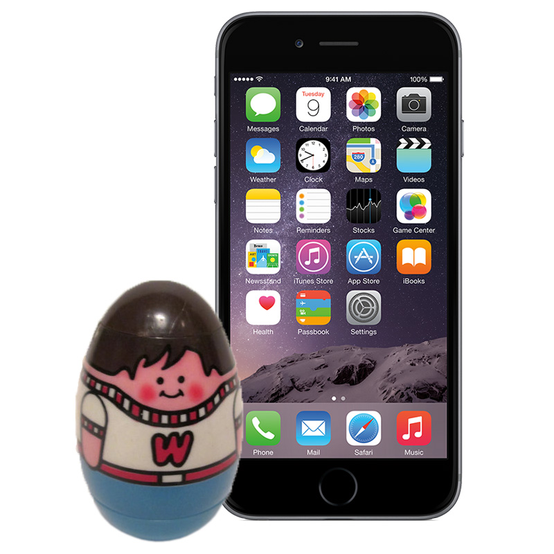 Like Weebles, your next iPhone may wobble, but it won't fall down.