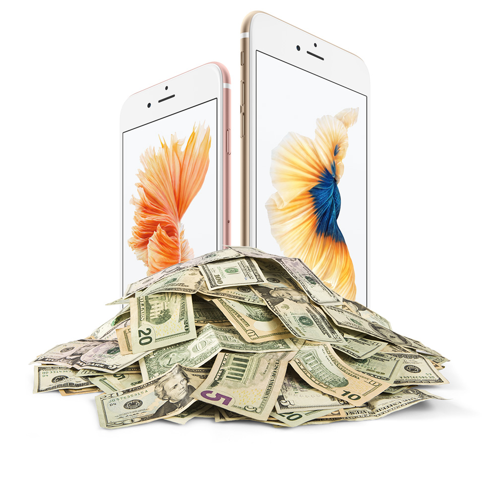 iPhone 6s and 6s Plus launch weekend to surpass last year's iPhone 6 sales