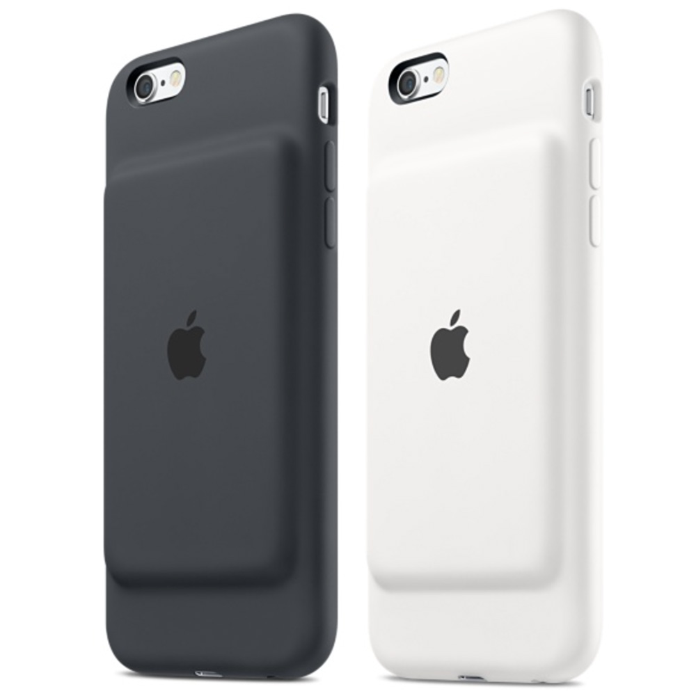 Case Design rocker phone cases : Apple Unveils its Own iPhone 6s Battery Case - The Mac Observer