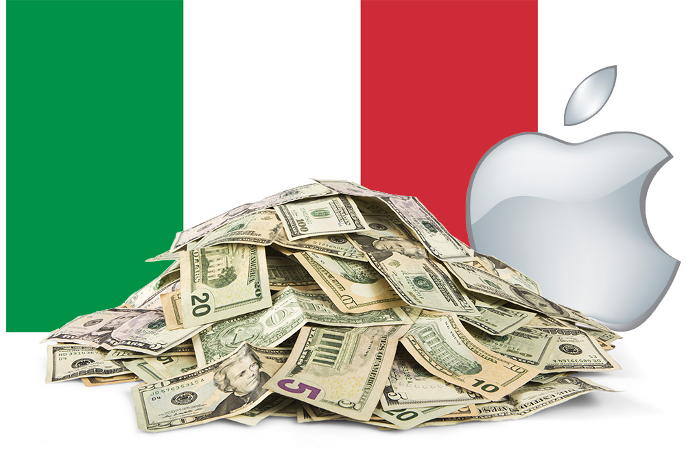 Apple settles Italian tax investigation with �318M settlement