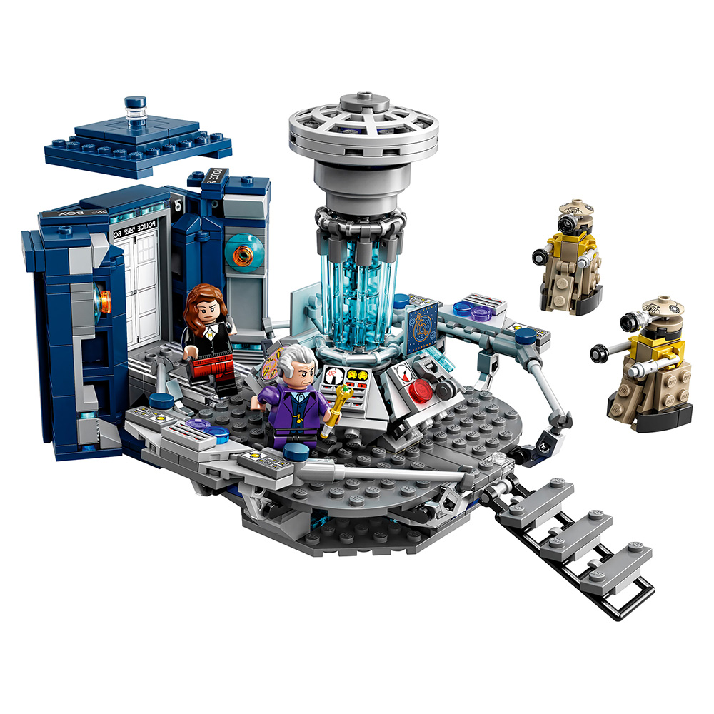 LEGO Doctor Who Available in December
