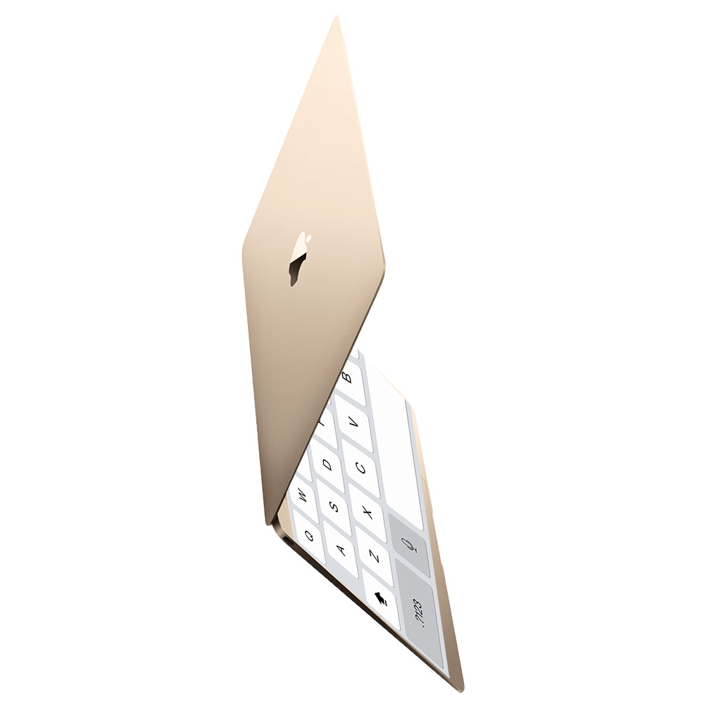 MacBooks with virtual keyboards? Could be.