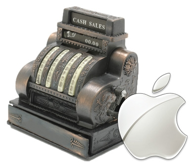 The Apple Cash Register