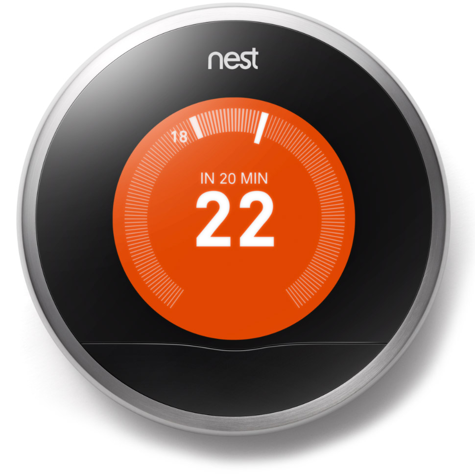 Nest thermostats pulled from apple stores replaced with - Nest learning thermostat ...