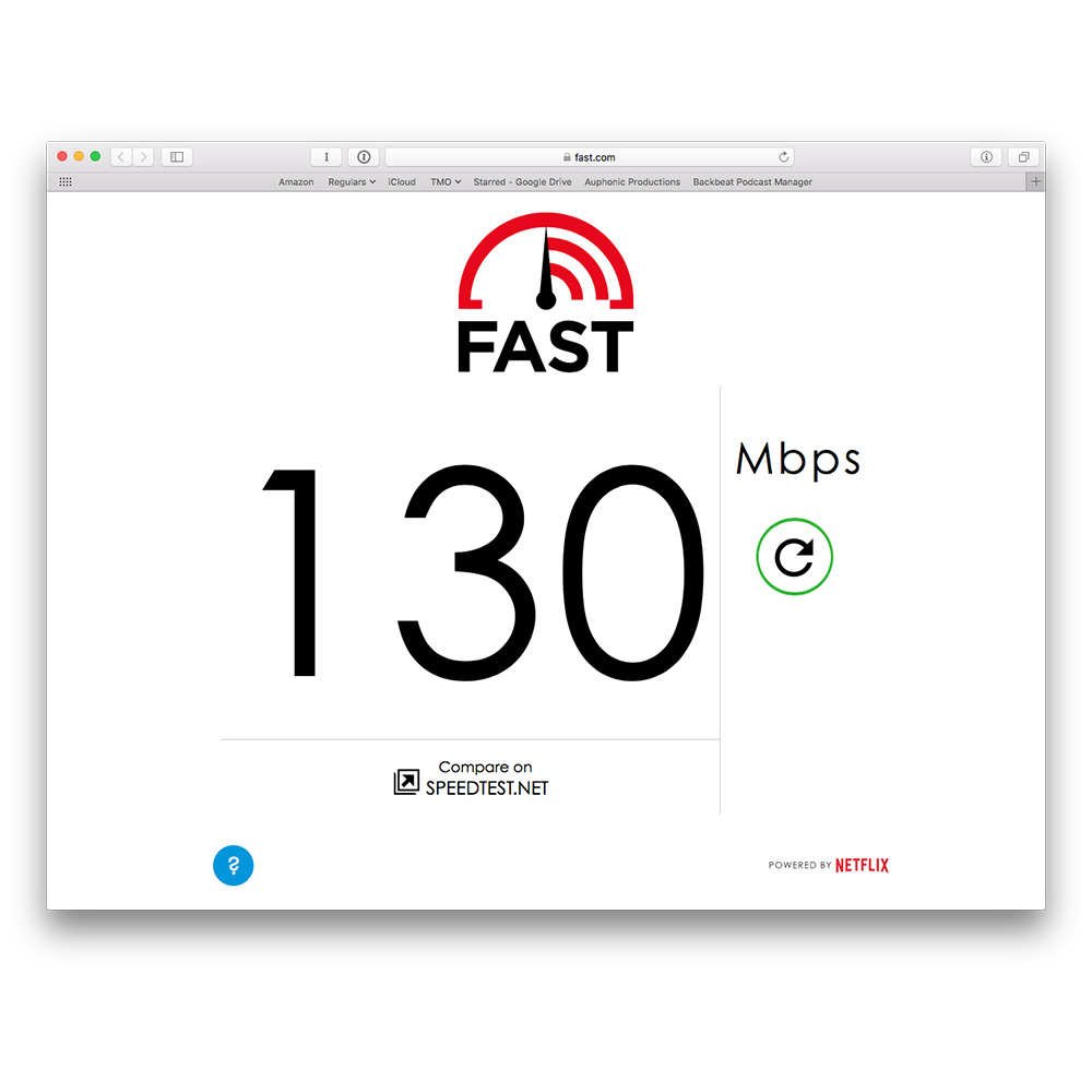 Netflix Launches Easy to Use Internet Speed Test Site
