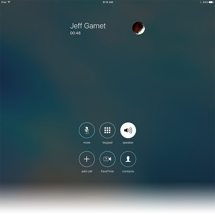 NumberSync lets you use your iPad and iPod touch like your iPhone