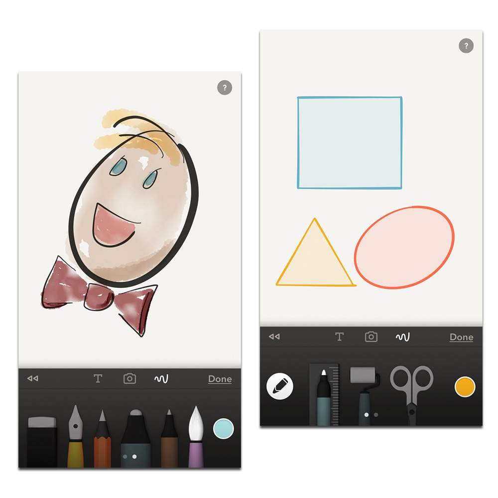 Paper by FiftyThree Comes to iPhone