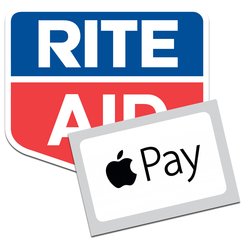 Rite Aid gets Apple Pay support this Saturday
