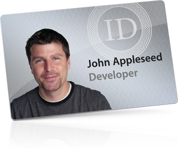Developer ID card
