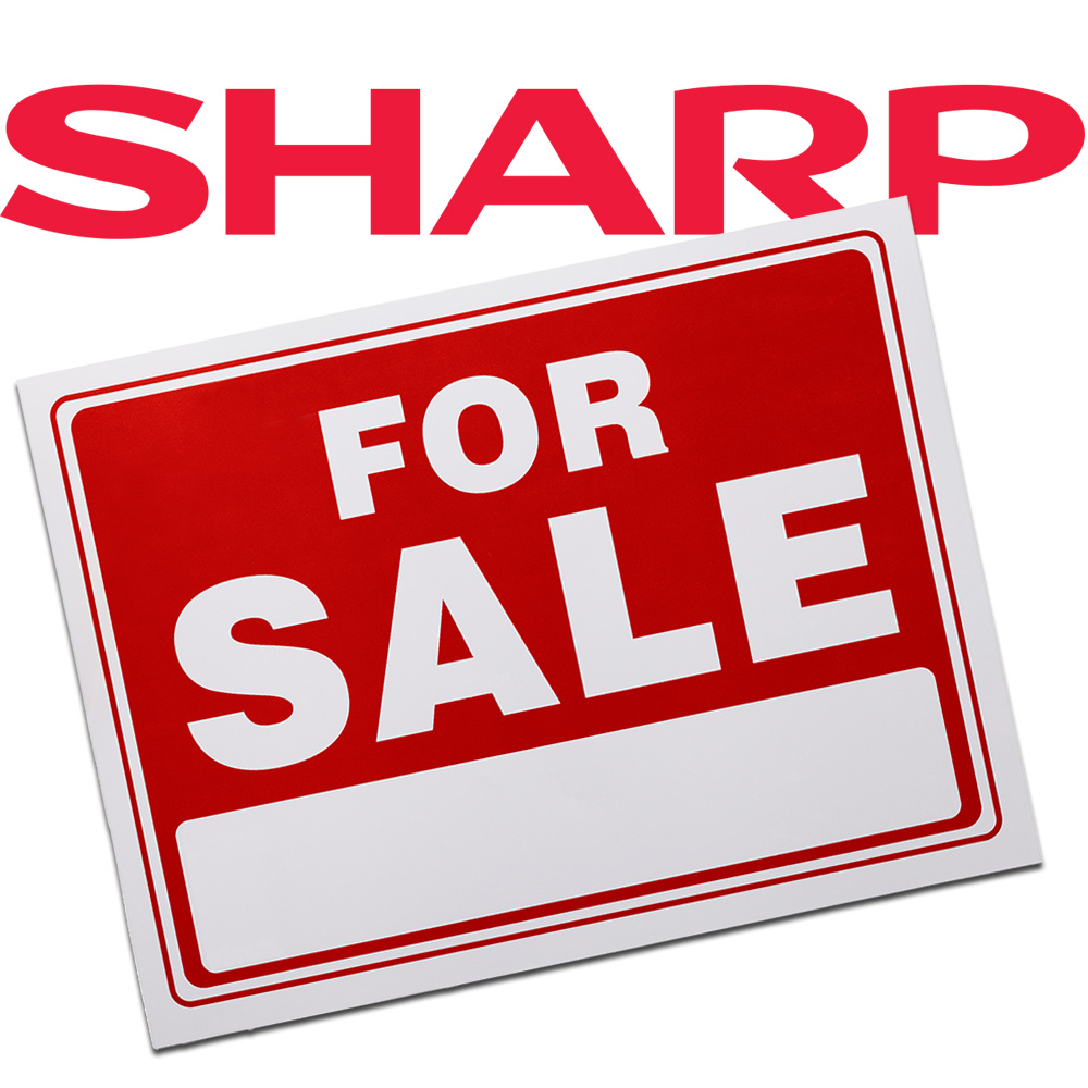 Foxconn bids on failing Sharp