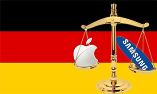 Apple vs. Samsung in Germany