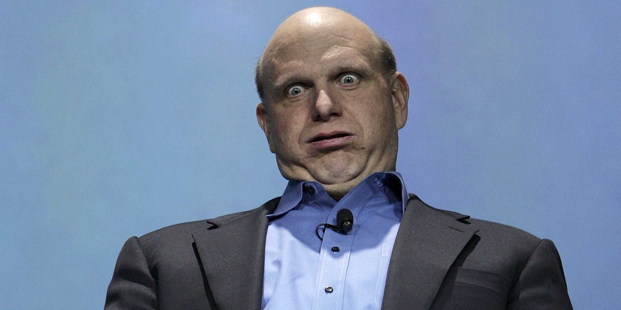 And Now Some Advice for Being Like Steve Ballmer
