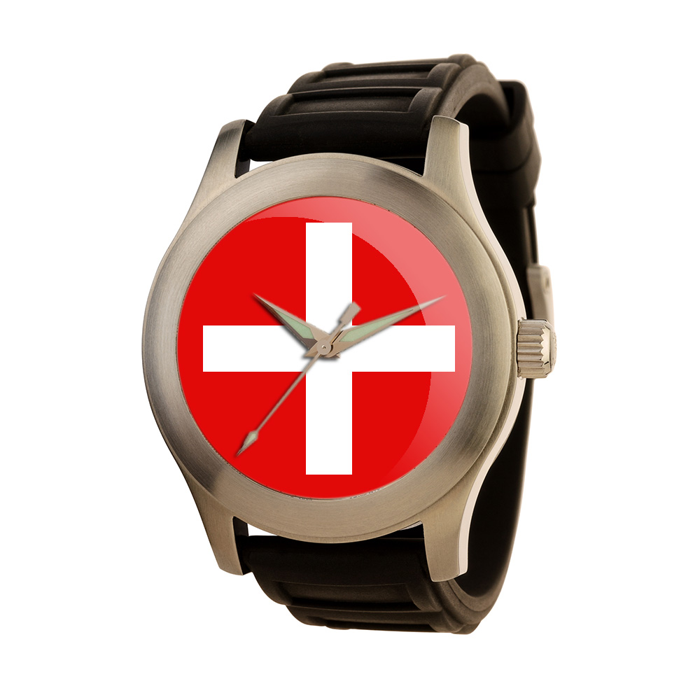 Swatch: We're betting on the smart-ish watch