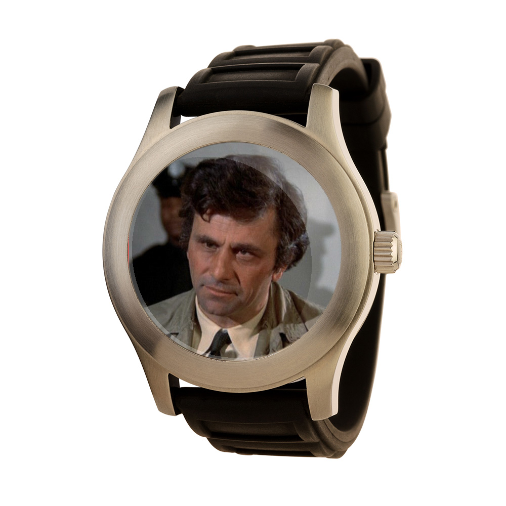 There's just one more thing, according to Columbo