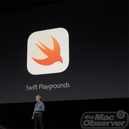 Learn to code with Swift Playgrounds on the iPad