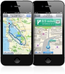 Apple dumped Google Maps for iOS with a year left on its contract