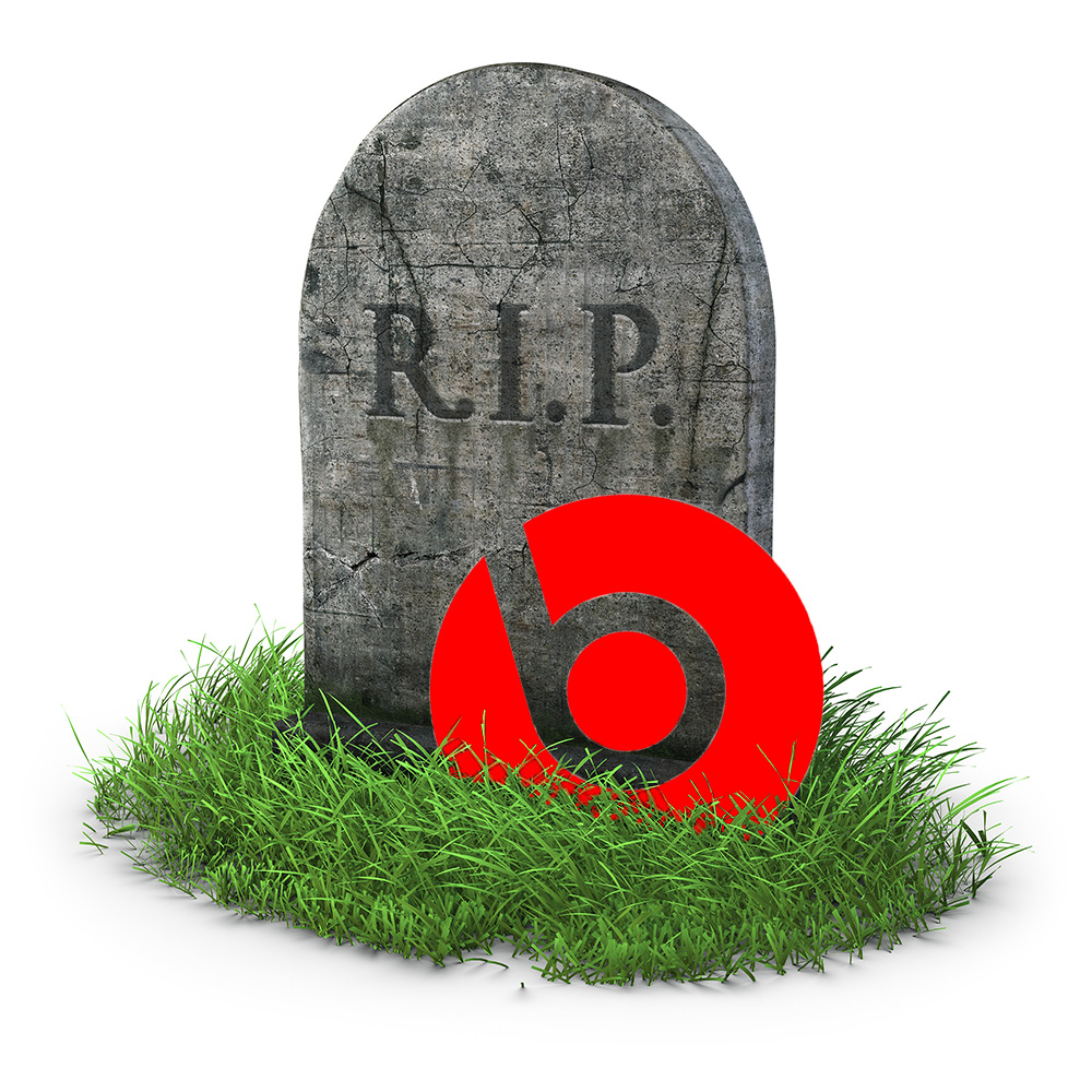 It's official: Beats Music shuts down on November 30th