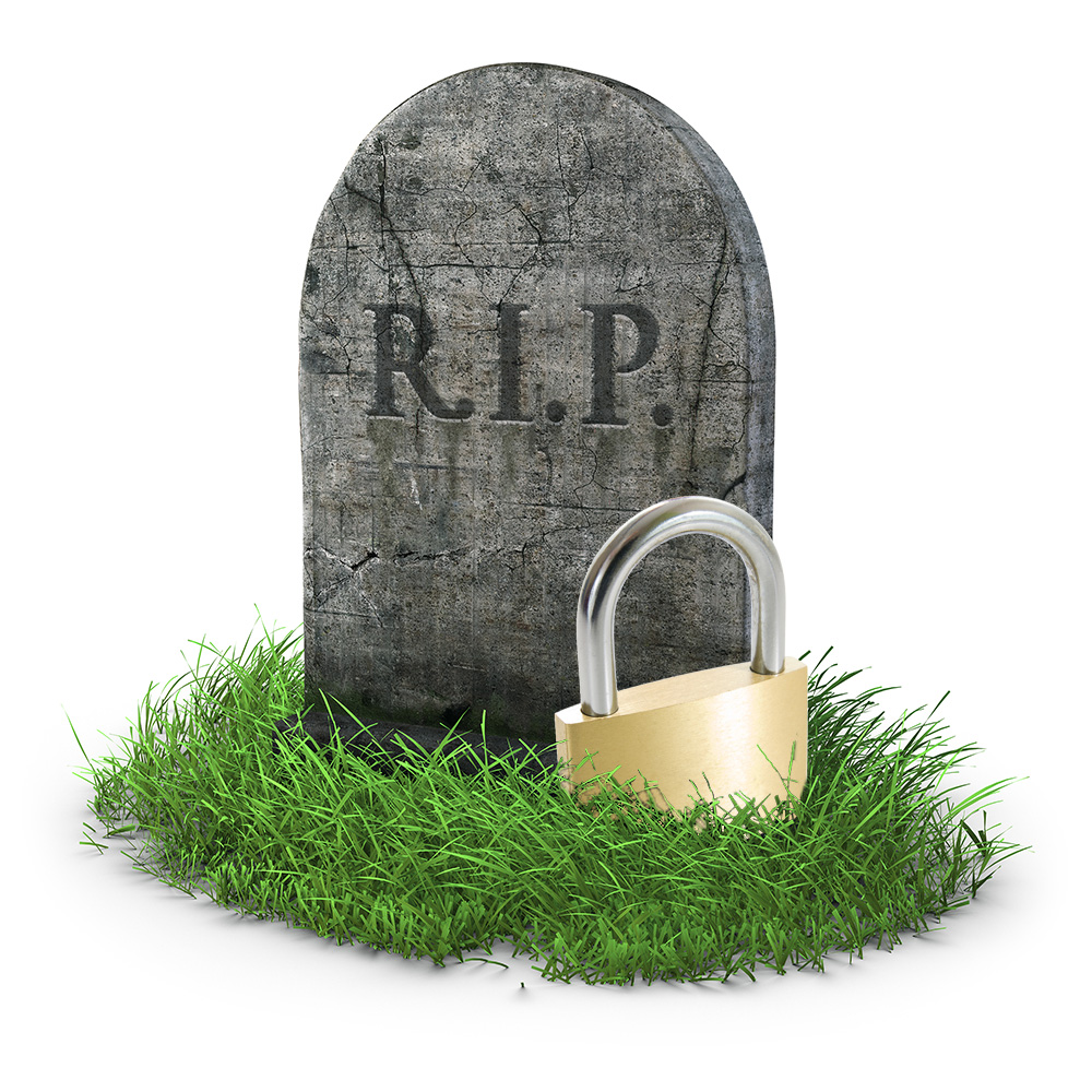Apple doesn't make it easy to get passwords for deceased family members