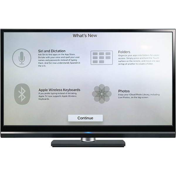 tvOS 9.2 Available for 4th Gen Apple TV
