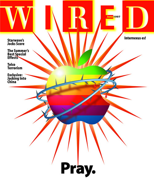 Wired 1997 Cover