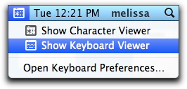how to change special characters on keyboard mac