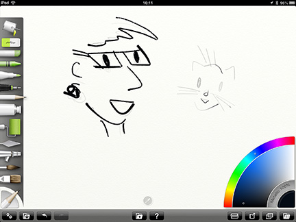 ArtRage for iPad is your all-in-one art studio