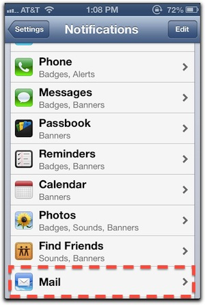 iOS 6 and 7: Email Notification Sounds, by Account – The Mac