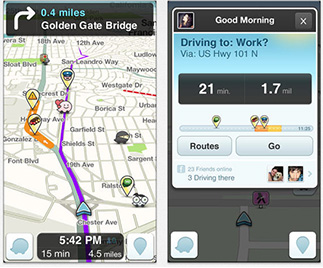 Avoid surprise traffic hassles with Waze